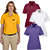 Harriton Ladies 5 6 oz Easy Blend Polo Gallery 29672