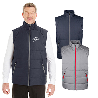 north end mens engage interactive insulated vest