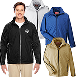 29719 - Team 365 Adult Conquest Jacket with Fleece Lining