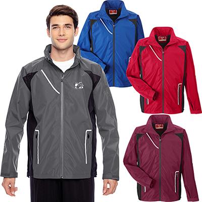 team 365 mens dominator waterproof jacket