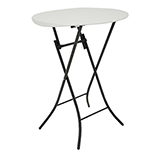 29749 - Bar Height Round Table