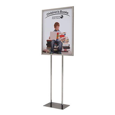 flat base sign kit