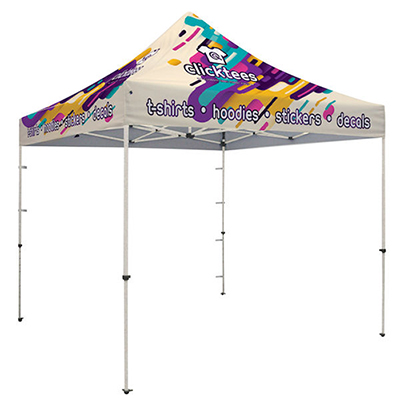 Standard Tent with All Over Print