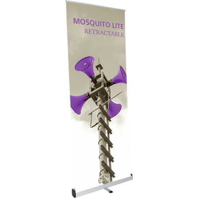 31.5x 78 mosquito lite retractable banner stand