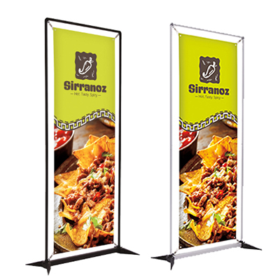 3 frameworx banner display kit