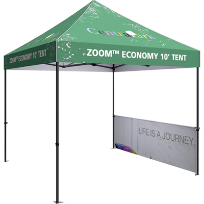 10 popup tent half wall kit