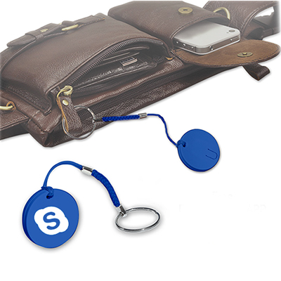 track-it anti loss key finder - blue