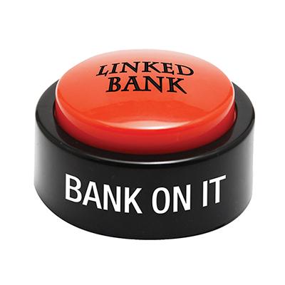 micro sound button - red