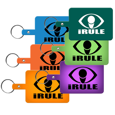 Key Tags (Large Rectangle)