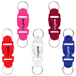 2728 - Buckle Up Key Tag