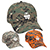 Digital Camouflage Cotton Blend Twill Six Panel Low Profile Style Cap gallery 30100