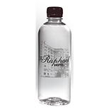 30126 - 16.9 oz. Custom Label Short Bullet Cylinder Bottled Water