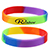 Rainbow Wrist Band multi 30145