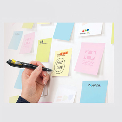 2 x 3 post-it® notes (50 sheets)