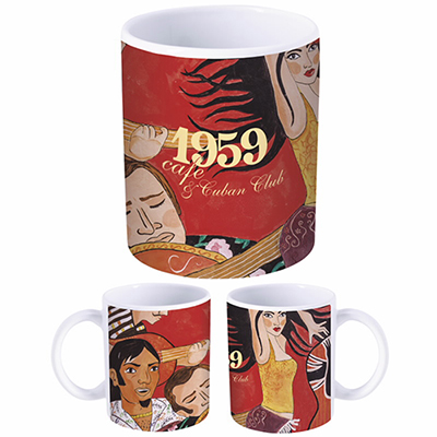 11 oz. Dye Sublimation Mug