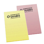 Custom Post It Notes, Promotional Post-it Notes 25 Sheet