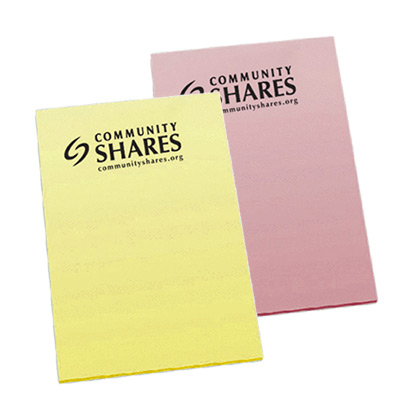 4 x 6 post-it® notes (25 sheets)