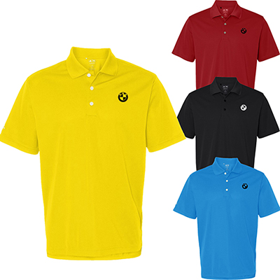 adidas-golf climalite® basic performance pique