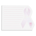 Promo Post It Notes - Ribbon Post It Notes with Logo