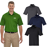 30351 - Extreme Men's Eperformance™ Stride Jacquard Polo
