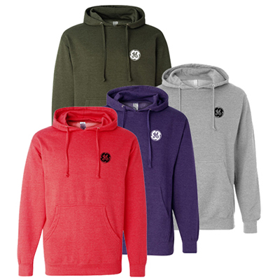 midweight hooded sweatshirt