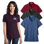 30455 - Port Authority® Ladies Stretch Pique Polo