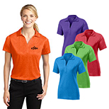 30465 - Sport-Tek® Ladies Heather Contender™ Polo