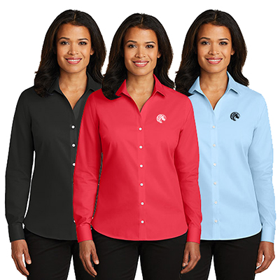 red house® - ladies non-iron twill shirt