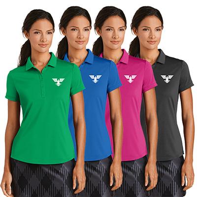 9fbf4b7b Imprinted Nike Golf - Ladies Dri-FIT Players Modern Fit Polo: Huge brand  power!