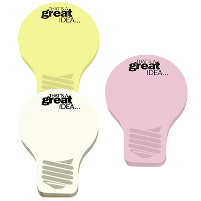 Post-it® Notes Light Bulb 25 Sheets