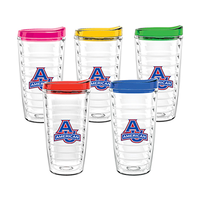 16 oz. tritan™ usa clear wrap insert tumbler