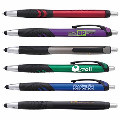matt grip stylus pen
