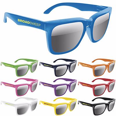 bold sunglasses - mirror
