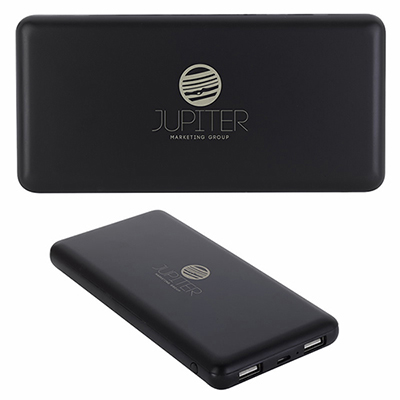 Light-Up Logo Power Bank 10000 mAh