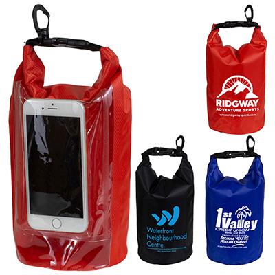 2.5 liter water resistant dry bag