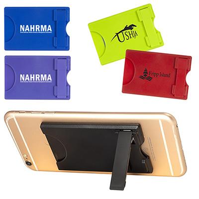 vigilante rfid card and phone holder