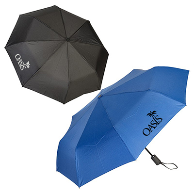 43 auto open/close folding umbrella