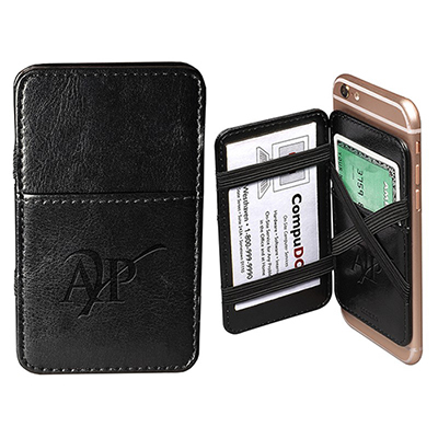 tuscany™ magic wallet with mobile device pocket