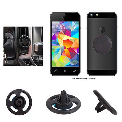wheel mobile phone holder
