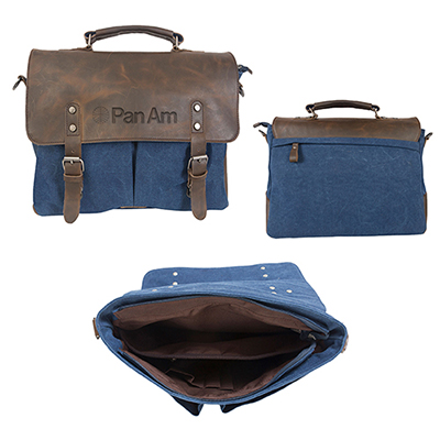 dax canvas messenger bag