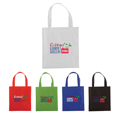 full color simple tote