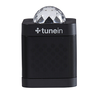 disco ball bluetooth® speaker