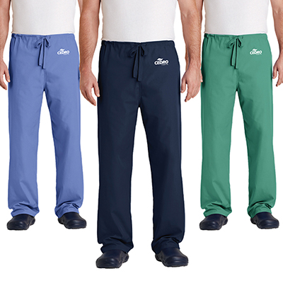 cornerstone® reversible scrub pants