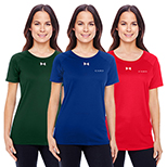 31468 - Under Armour Ladies' Locker T-Shirt