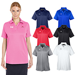 31501 - Under Armour Ladies Tech Polo