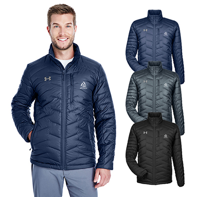 under armour mens corporate reactor jacket
