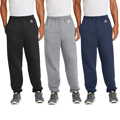 Port & Company® - Essential Fleece Sweatpant with Pockets