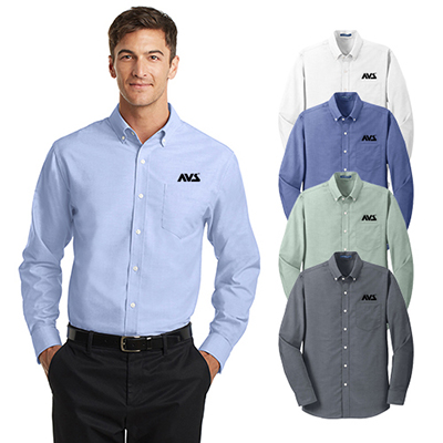 Port Authority® SuperPro Oxford Shirt