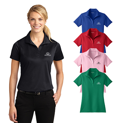 Custom Promotional Sport Tek Ladies Micropique Sport Wick Polo Shirt Promotional Shirts Promo Direct Begin every match or workout in comfort and style with our range of adidas men's shirts t shirts and polo shirts. sport tek