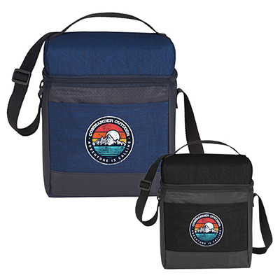 tranzip 12 can lunch cooler